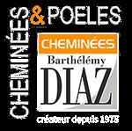 Cheminées Barthélémy DIAZ Logo