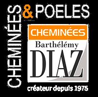 Cheminées Barthélémy DIAZ Sticky Logo Retina
