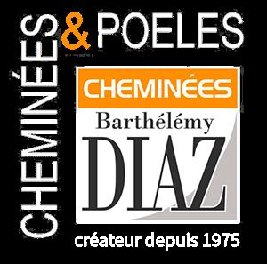 Cheminées Barthélémy DIAZ Retina Logo